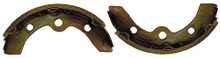 EZGO 1986.5 to 1995 Electric 1986.5-1996 Gas Brake Shoes (set of 2)