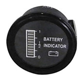 Digital Round State of Charge Meter - 36 Volt