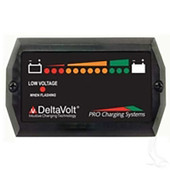 Dual Pro 36 Volt Charge Meter