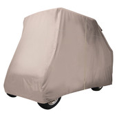 "Universal Golf Cart Storage Cover for 54"" Tops & Rear Seats"
