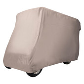 "Universal Golf Cart Storage Cover 88"" Top Design"