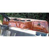 Club Car DS Dash (Wood Grain 82-up)