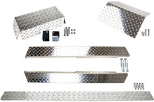 Yamaha G14/G16/G19/G22 Diamond Plate Full Accessory Kit