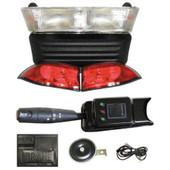Club Car Precedent Deluxe Light Kit 2004-08