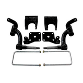"RHOX 6"" Drop Spindle Lift Kit for EZGO RXV Electric 2008-2013(Feb 1st)"