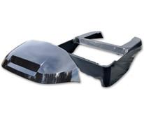 Madjax Club Car Precedent Golf Cart OEM Body & Cowl Kit - Black
