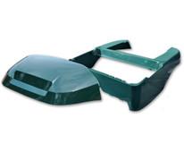 Madjax Club Car Precedent Golf Cart OEM Body & Cowl Kit - Green