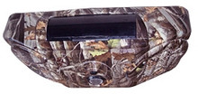 Roof Mount Stereo Console with Dome Light Camo