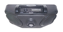 Roof Mount Stereo Console with Dome Light