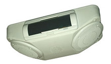 Roof Mount Stereo Console White