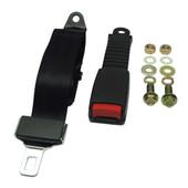 Madjax Black Seat Belt Lap Belt