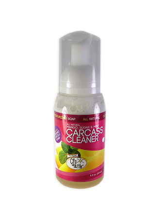 Carcass Cleaner:  All Natural Mango, Sugar & Mint