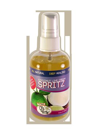 CJ's BUTTer Spritz: Coconut Lime Dream