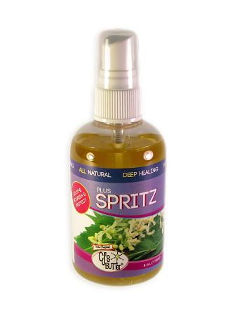 CJ's BUTTer Spritz: PLUS