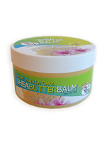 CJ's BUTTer Shea Butter Balm 6 oz. Pot: Warm Vanilla Cake
