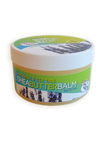 CJ's BUTTer Shea Butter Balm 6 oz. Pot: Lavender & Tea Tree
