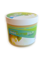 CJ's BUTTer Shea Butter Balm 12 oz. Tub: Unscented