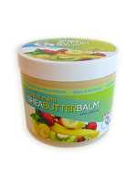 CJ's BUTTer Shea Butter Balm 12 oz. Tub: Monkey Farts