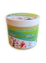 CJ's BUTTer Shea Butter Balm 12 oz. Tub: Lullaby Baby