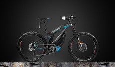 M1 Sporttechnik Electric | Das Spitzing Plus, S-Pedelec | 2019 | Anthrazite/Blue