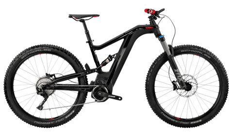 BH Easy Motion | Atom X Lynx 5 27.5 + Pro | Electric Mountain Bike | 2019