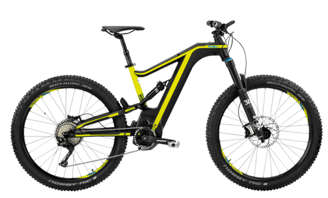BH Easy Motion | Atom X Lynx 6 27.5 + Pro | Electric Mountain Bike | 2019