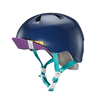 Bern | Niña | Girls Kids Helmet | 2019 | Dark Blue - Satin Navy Blue
