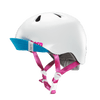 Bern | Niña | Girls Kids Helmet | 2019 | White - Satin White Flip