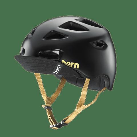 Bern | Melrose | Women's Helmet | 2019 | Black - Satin Black