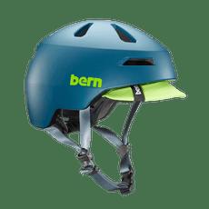 Bern | Brentwood 2.0 | Adult Helmet | 2019 | Teal - Matte Muted Teal