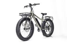 Surface 604 Electric | Boar Hunter Camo Fat Bike