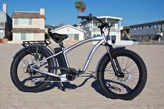 Elux Electric | Tahoe GT | 2020 | Silver