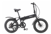 Biria Electric Bikes | Folding Bike | 2019 | Black