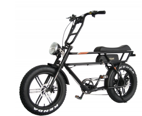 Addmotor | Motan M-70 R7 | Black