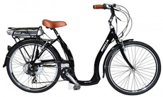 Biria Electric Bikes | Easy Boarding 7 Electric Bike | 2019