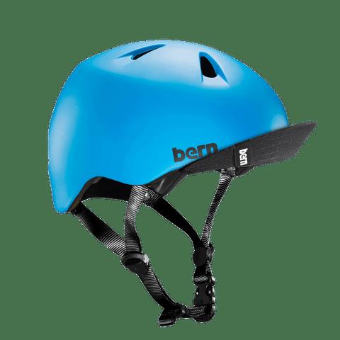 Bern | Tigre | Kids Helmet | 2019 | Blue - Satin Cyan Blue