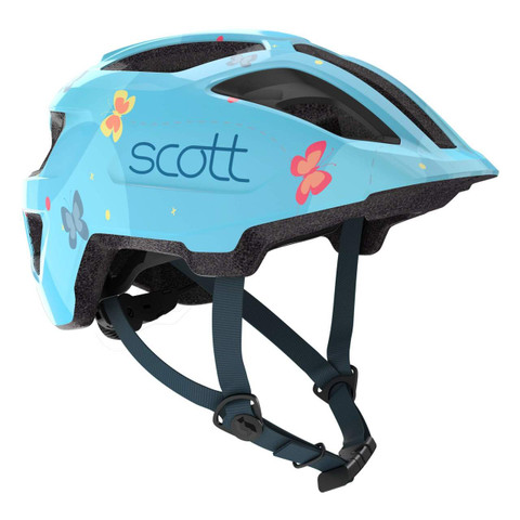 Scott | Spunto Kid | Kids Helmet | 2020 | Light Blue