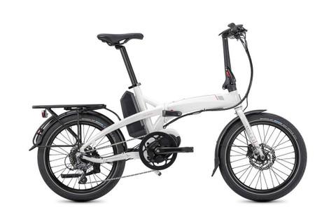 Tern Electric | Vektron D8 | Electric Folding Bike | 2019 | White/Red | 1