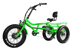 Addmotor | Motan M-360 | Electric Trike | 2019 | Green