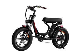 Addmotor | MOTAN M-66 L7 (R7) | Electric bike Black
