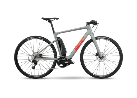 BMC Electric | Alpenchallenge AMP | SPORT | ONE | 2020 | Airforce Grey/Red