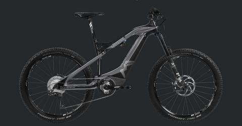 M1 Sporttechnik Electric | Das Spitzing Evolution R | 2020 Black Carbon Grey