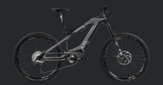 M1 Sporttechnik Electric | Das Spitzing Evolution R | 2020 Black Carbon Grey