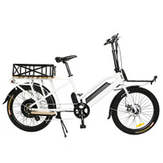 Venice Electric Bicycles: Cargo Bike - 2020