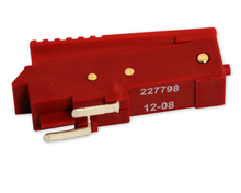 Trigger Switch (Red) - For Select Handler & IronMan Series Welding Guns