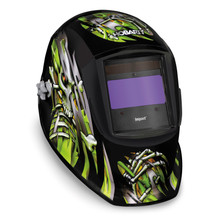 HOBART Impact Series BoneHead II Auto-Darkening Variable Shade Welding Helmet