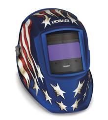 Right View HOBART Impact Series Patriot III Auto-Darkening Variable Shade Welding Helmet