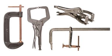 4 Piece Welding Tool /Clamp Set