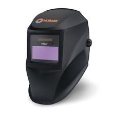 HOBART Pillar™ Series Black Fixed Shade Auto-Darkening Welding Helmet