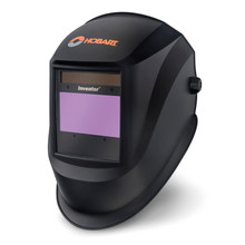 HOBART Inventor™ Series Black Large View Auto-Darkening Welding Helmet